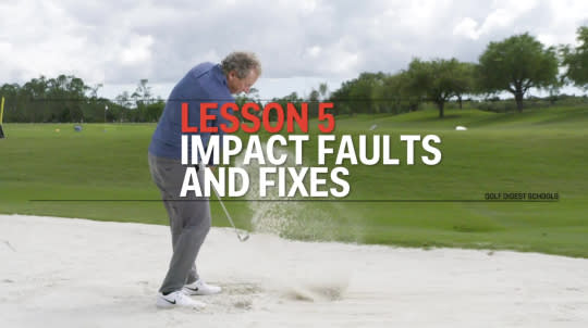 Lesson 5: Impact Faults and Fixes