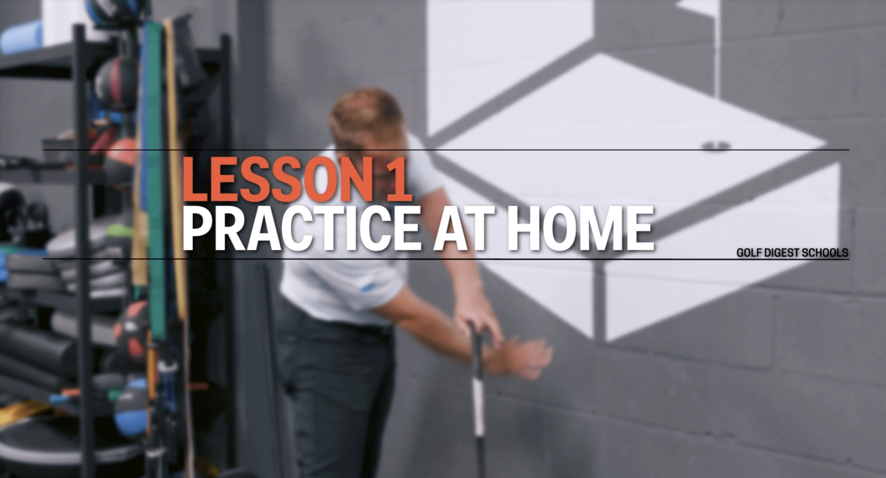 Lesson 1: Practice at Home