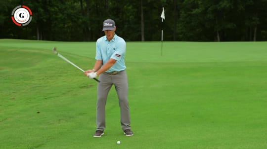Hack #5: Greenside Touch