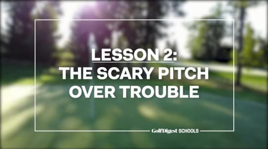 Lesson 2: The Scary Pitch Over Trouble