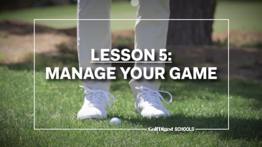 Lesson 5: Manage Your Game