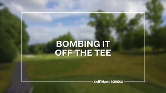 Video 2: Bombing It off the Tee