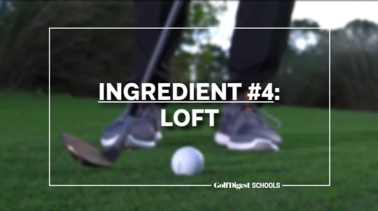 Ingredient #4: Loft