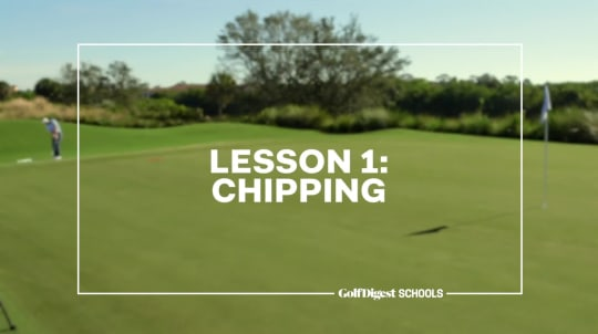 Lesson 1: Chipping