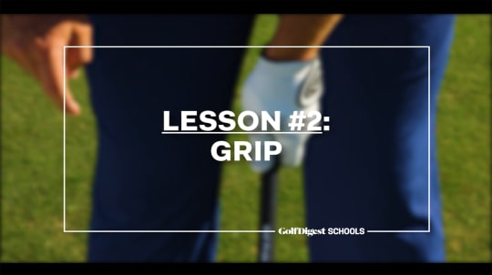 Lesson 2: The Grip