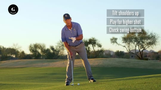 Lesson 9: Uphill Lie