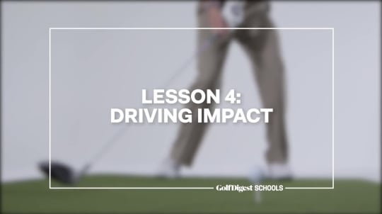 Lesson 4: Driving Impact