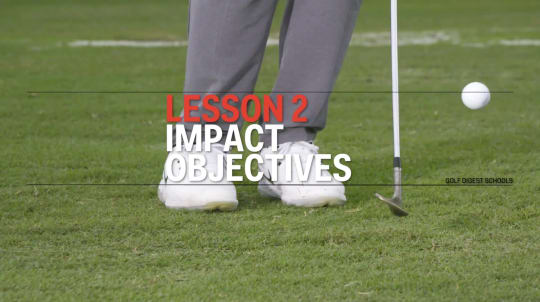 Lesson 2: Impact Objectives