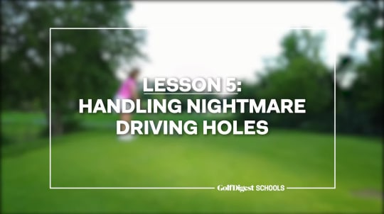 Lesson 5: Handling Nightmare Driving Holes