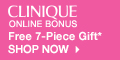 Clinique coupons