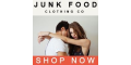Junk Food Clothing coupons