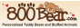 800Bear.com coupons and deals