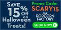 Popcorn Factory coupons and deals