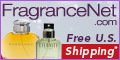 FragranceNet coupons and deals