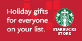 Starbucks Canada coupons and deals