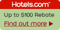 Hotels.com coupons and deals