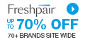 Freshpair coupons and deals