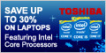 Toshiba coupons and deals