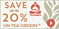 Teavana coupons and deals
