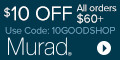 Murad coupons and deals