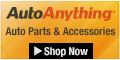 AutoAnything coupons and deals
