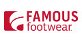 Famous Footwear coupons and deals