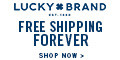 Lucky Brand Jeans coupons and deals