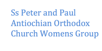 Ss Peter and Paul Antiochian Orthodox Church Womens Group