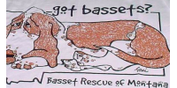Basset Rescue of Montana - Hounds