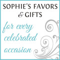 Sophie's Favors & Gifts deals alerts