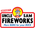 Decker's Uncle Sam Fireworks coupons