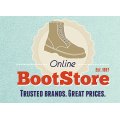 Online BootStore deals alerts
