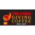 Thanksgiving Coffee Company coupons and coupon codes