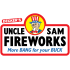 Decker's Uncle Sam Fireworks coupons and coupon codes