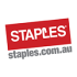 Staples Australia coupons and coupon codes