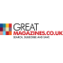 Great Magazines UK coupons and coupon codes
