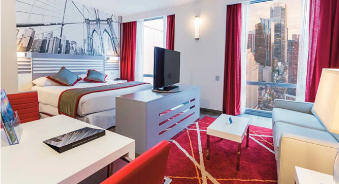 Riu-Hotels_New-York-Hotel_New-4-Star-Times-Square-Hotel-Through-Fall