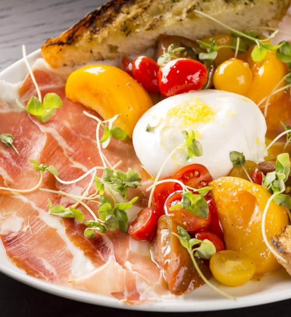 Victory Meat and Seafood - Burrata