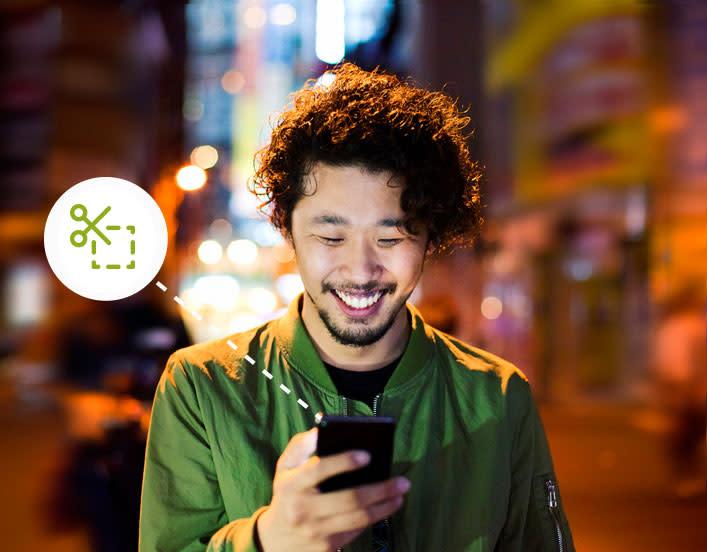 Customer utilizing a loyaltyware campaign