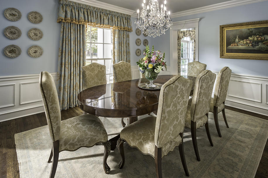 Simmondale Colonial Dining Room