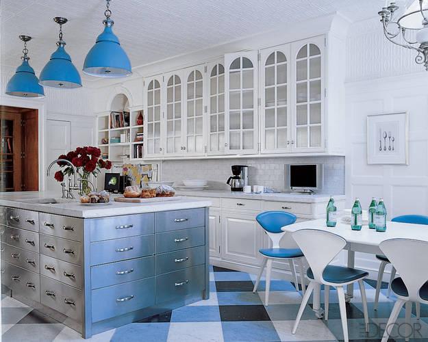 elle decor gingham kitchen floor.jpg