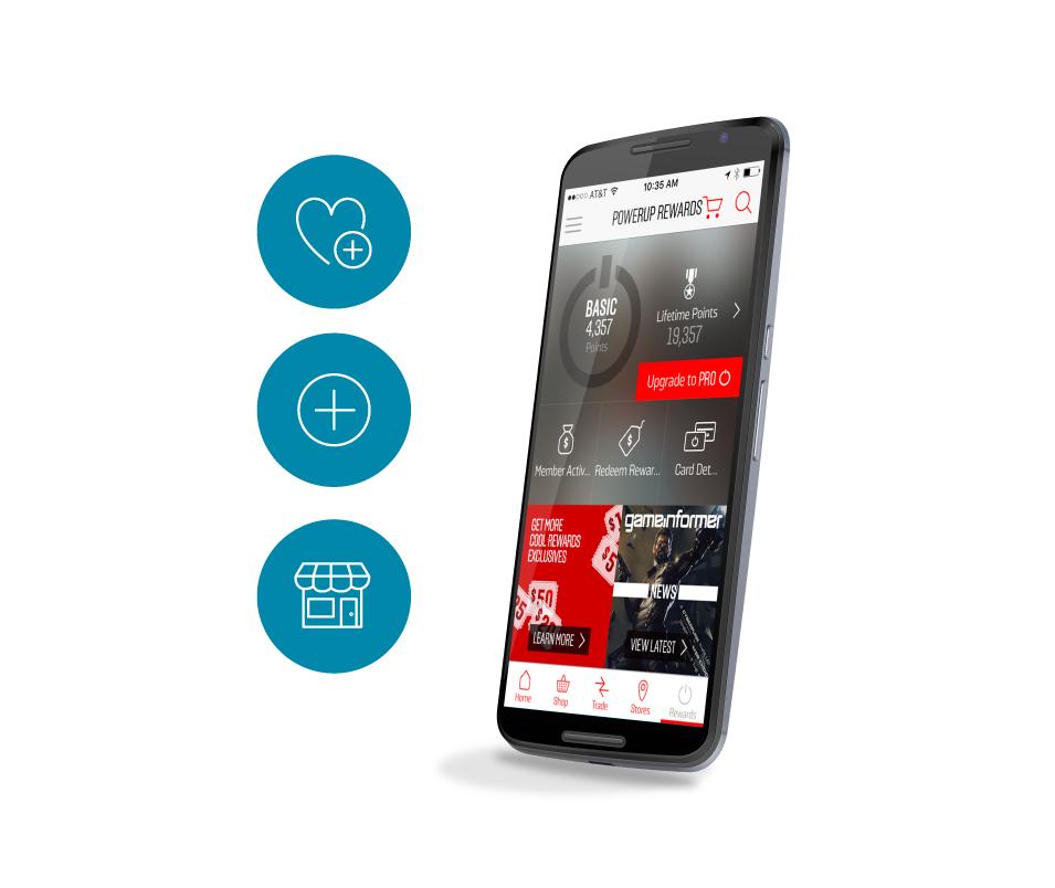 mobile customer loyalty program designs