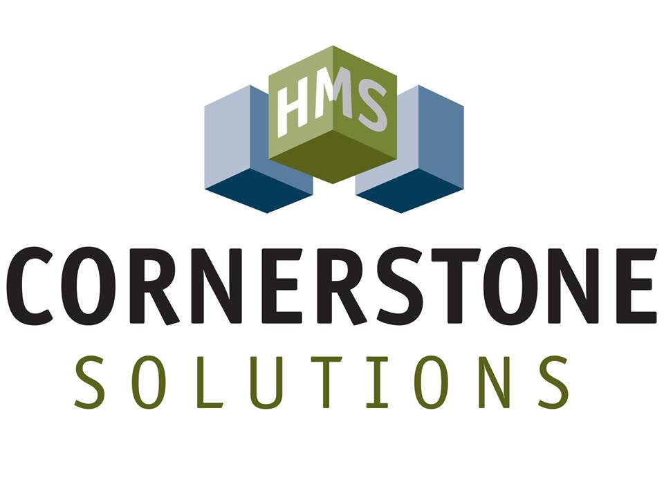 corner stone solutions logo