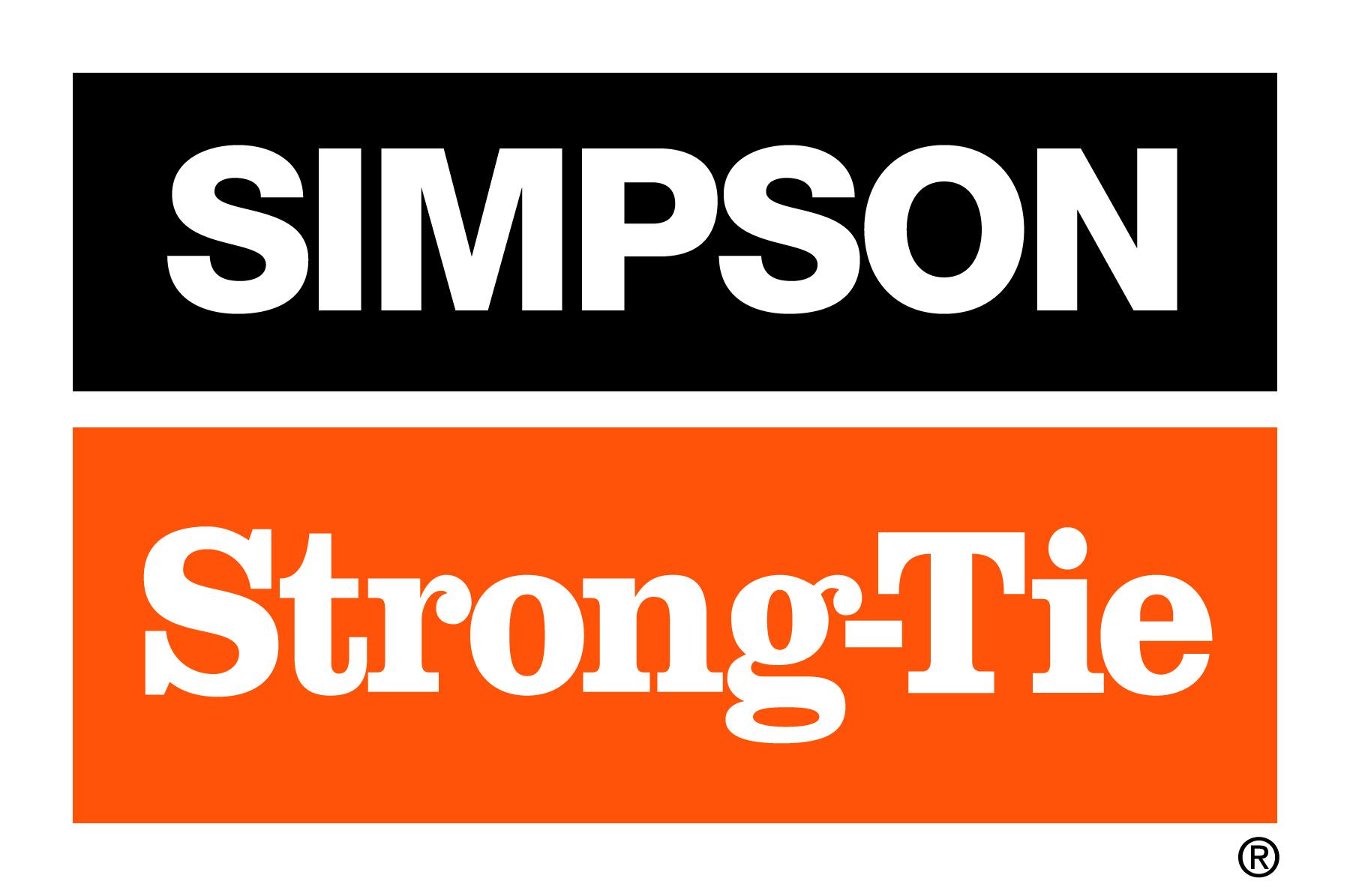 simpson strongtie logo