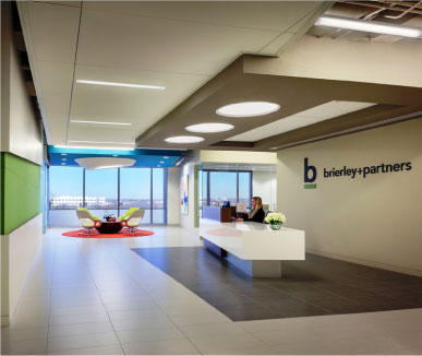 Brierley office entrance - Kempinski head office geneva ...