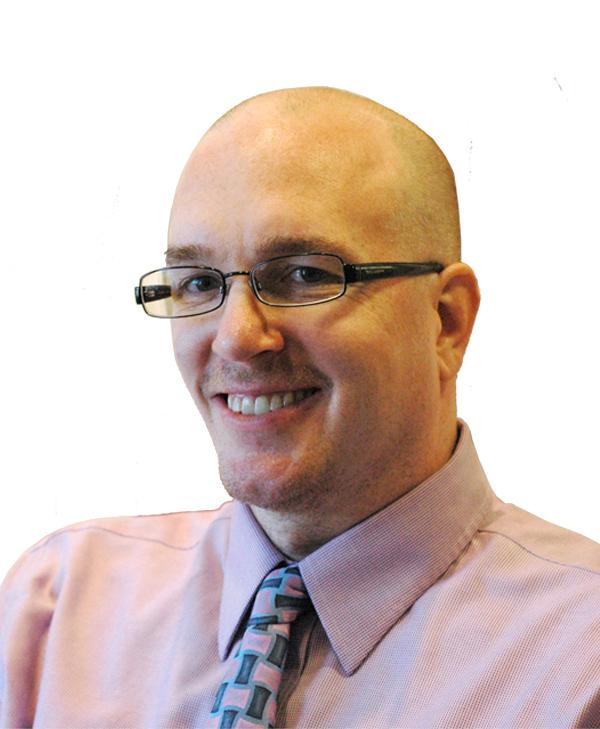 Don Smith Chief Analytics Officer Headshot