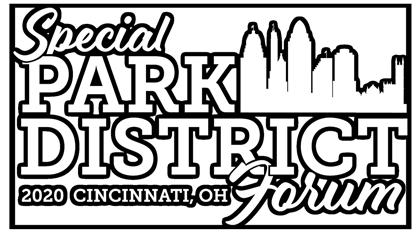 Special Park District Forum logo