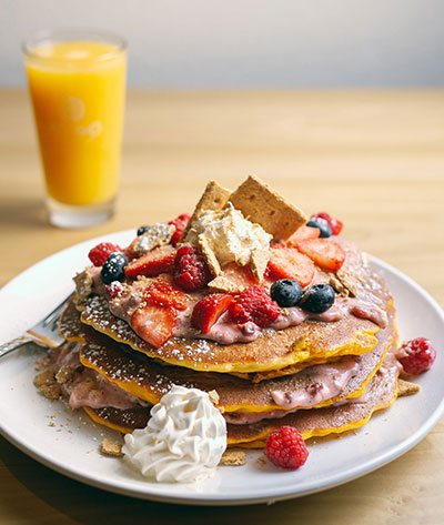 Avgo Breakfast & Lunch