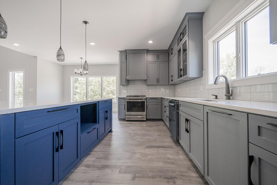 Woodworks and Design Kitchen Build
