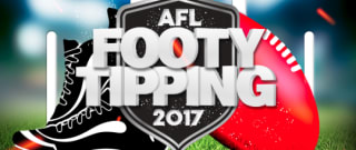 FootyTipping AFL white